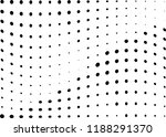 abstract halftone wave dotted... | Shutterstock .eps vector #1188291370