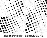 abstract halftone wave dotted... | Shutterstock .eps vector #1188291373
