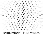 abstract halftone wave dotted... | Shutterstock .eps vector #1188291376