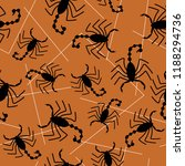 seamless pattern with...   Shutterstock .eps vector #1188294736