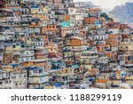 landscape of the cantagalo...   Shutterstock . vector #1188299119