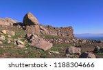 assos  ruins of ancient city ... | Shutterstock . vector #1188304666