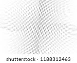 abstract halftone wave dotted... | Shutterstock .eps vector #1188312463