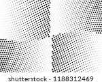 abstract halftone wave dotted... | Shutterstock .eps vector #1188312469