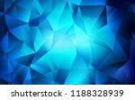 dark blue vector backdrop with... | Shutterstock .eps vector #1188328939