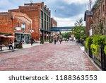 toronto  canada   august 24 ... | Shutterstock . vector #1188363553
