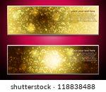 collection banner design | Shutterstock .eps vector #118838488