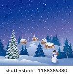 vector cartoon drawing of a...   Shutterstock .eps vector #1188386380