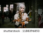kiev  ukraine   september 23 ...   Shutterstock . vector #1188396853