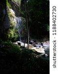 curtis falls in mount tamborine | Shutterstock . vector #1188402730