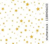 stars seamless pattern | Shutterstock .eps vector #1188406633