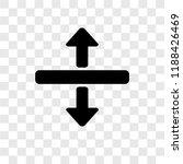 horizontal split vector icon...