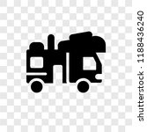 caravan vector icon isolated on ... | Shutterstock .eps vector #1188436240