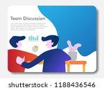 teamwork landing page design