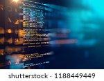 Programming Code Abstract...