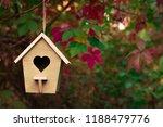 The  Decorative Wood Birdhouse. ...