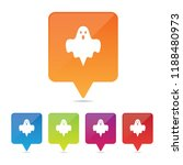 vector ghost pins