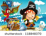 The Pirates   Treasure Hunt  ...