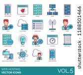 mobile database  malware ... | Shutterstock .eps vector #1188501466