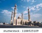 september 8  2017   ras al...   Shutterstock . vector #1188525109
