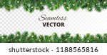 seamless vector decoration... | Shutterstock .eps vector #1188565816