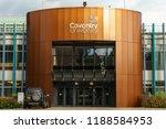 coventry  uk   september 21th ... | Shutterstock . vector #1188584953