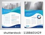 template vector design for... | Shutterstock .eps vector #1188601429