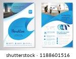 template vector design for... | Shutterstock .eps vector #1188601516
