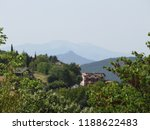 a view between wild nature and... | Shutterstock . vector #1188622483