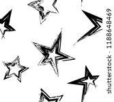 abstract seamless stars pattern ... | Shutterstock .eps vector #1188648469