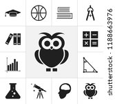 set of 12 editable teach icons. ...