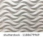 white seamless texture. wavy... | Shutterstock . vector #1188679969
