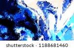 modern art. colorful... | Shutterstock . vector #1188681460