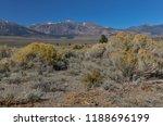 Sierra Nevada Mountains...