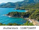 panoramic view of aegean sea at ... | Shutterstock . vector #1188726859