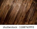old wood reclaimed plank... | Shutterstock . vector #1188763993