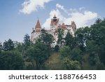 bran  transylvania region ... | Shutterstock . vector #1188766453