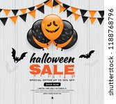 Happy Halloween Sale Trick Or...