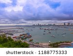 viewpoint of pattaya located in ... | Shutterstock . vector #1188775333