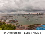 viewpoint of pattaya located in ... | Shutterstock . vector #1188775336