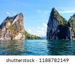 beautiful islands in thailand....   Shutterstock . vector #1188782149