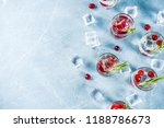 christmas or new year winter... | Shutterstock . vector #1188786673