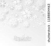 christmas party invitation...   Shutterstock .eps vector #1188804463