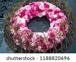 autdoor autumn floral decoration | Shutterstock . vector #1188820696