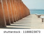 architectural perspective of... | Shutterstock . vector #1188823873