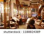 buenos aires  argentina  ... | Shutterstock . vector #1188824389