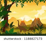 vector illustration of... | Shutterstock .eps vector #1188827173
