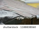 asphalt shingles damage. fixing ... | Shutterstock . vector #1188838060
