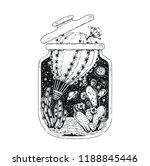 freedom design for t shirt... | Shutterstock .eps vector #1188845446