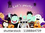 happy halloween party...
